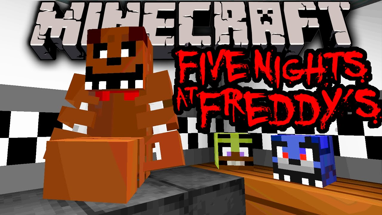 Логотип мода Five Nights at Freddy